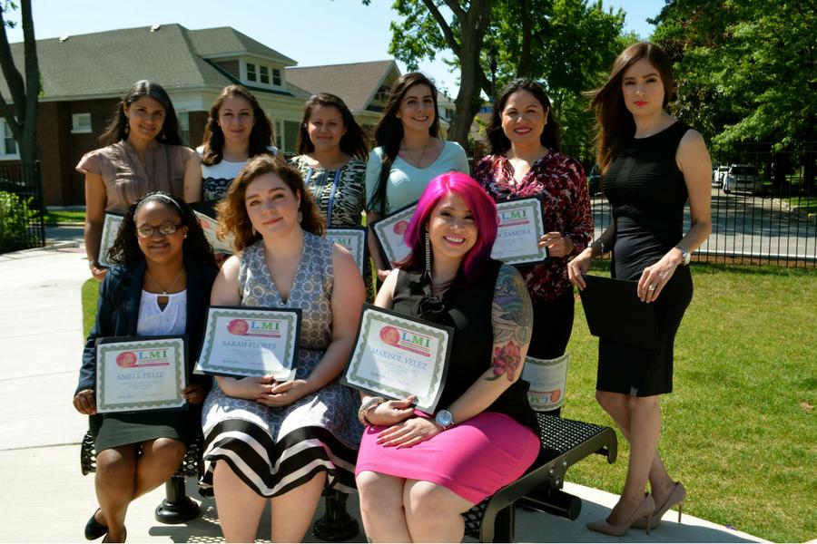 The FUERTE graduating class of 2016