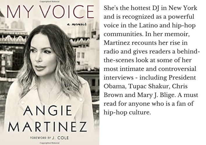 My Voice Angie Martinez