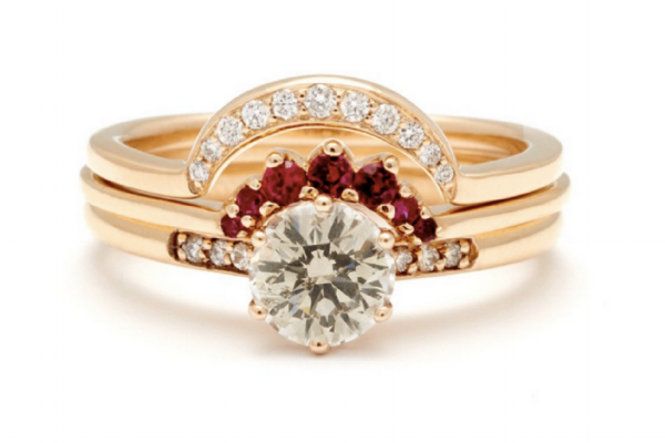 Unique and affordable engagement rings