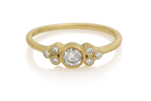 Affordable engagement rings under $1000