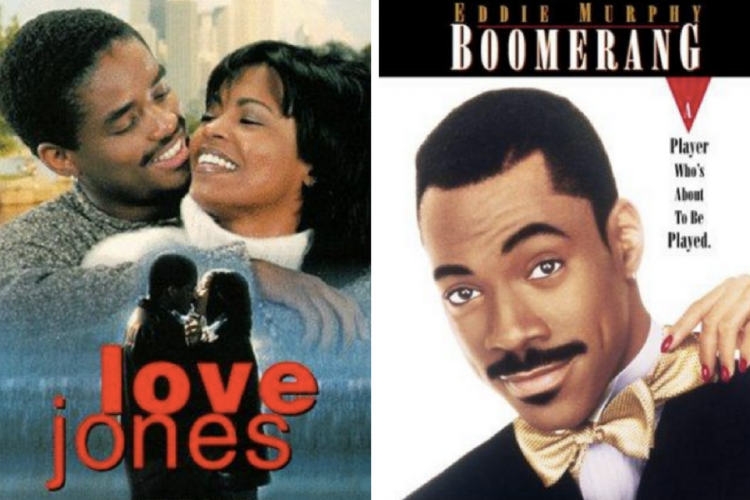 Black and brown representation in film and tv