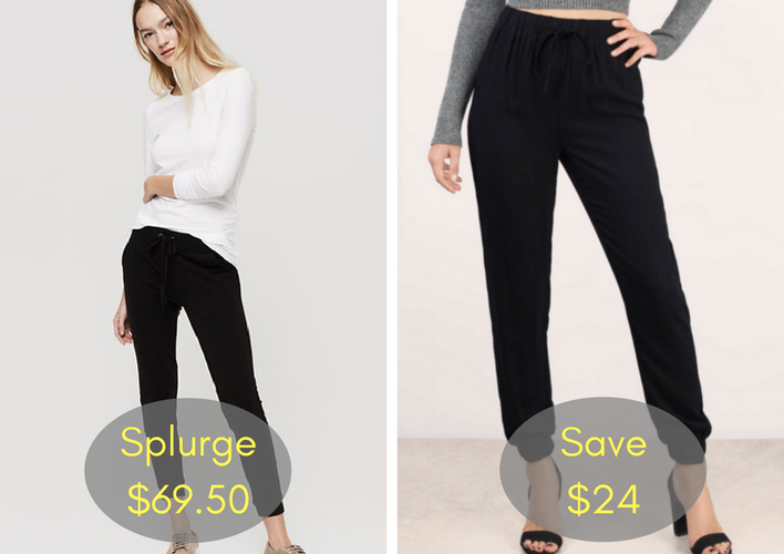 Joggers under $50