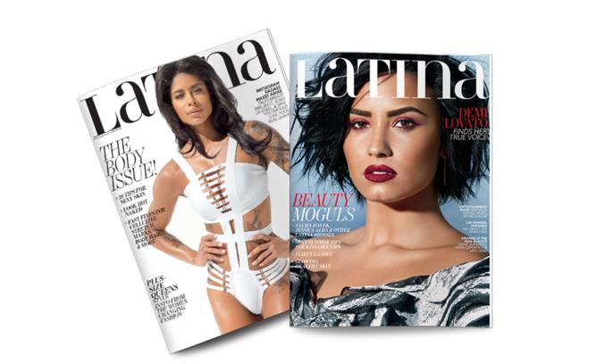 Robyn Moreno Latina Magazine