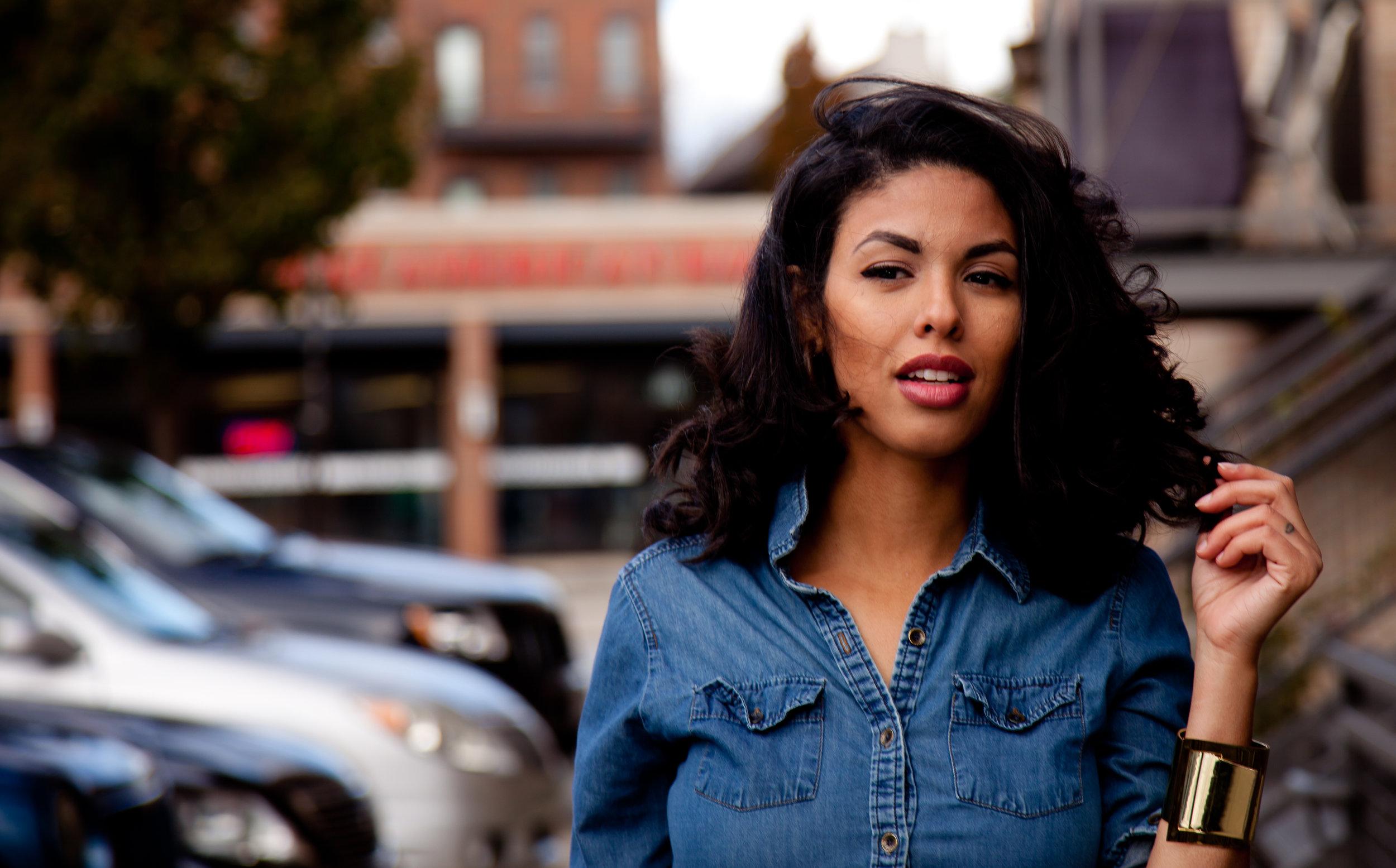 Yanira Garcia, Modern Brown Girl