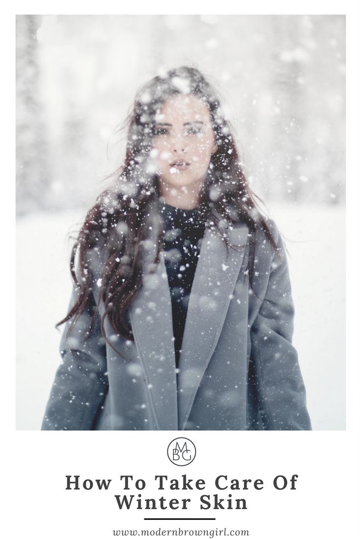 winter skin hacks