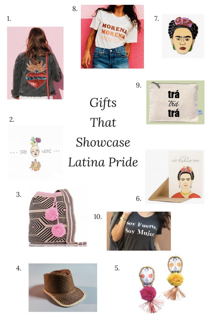 Gifts That Showcase Latina Pride