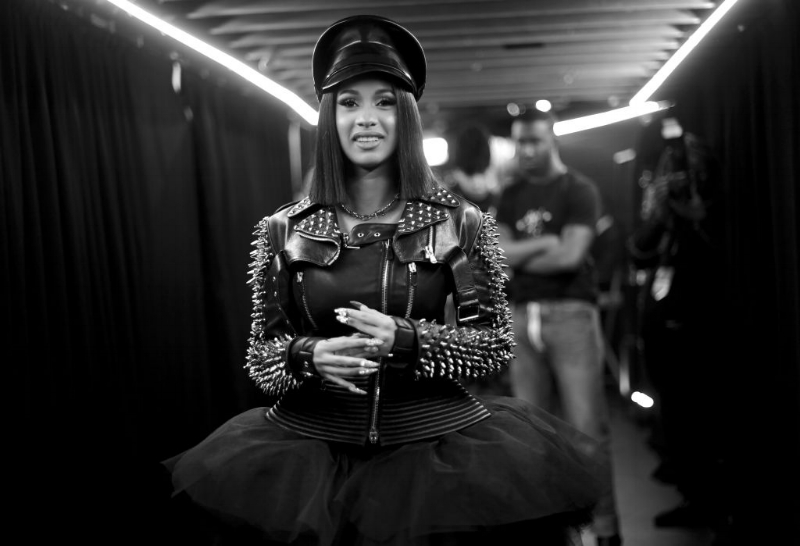 Cardi B Performing at the 2018 iHeart Radio Music Awards Photo by Charley Gallay/Getty Images Entertainment / Getty Images