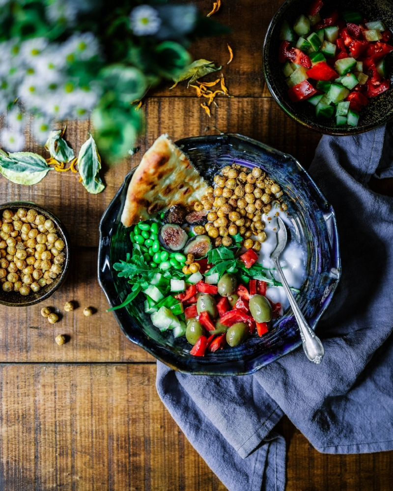 Superfoods for a vegan diet