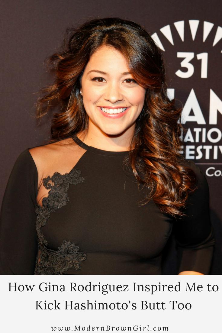 Gina Rodriguez Hashimoto