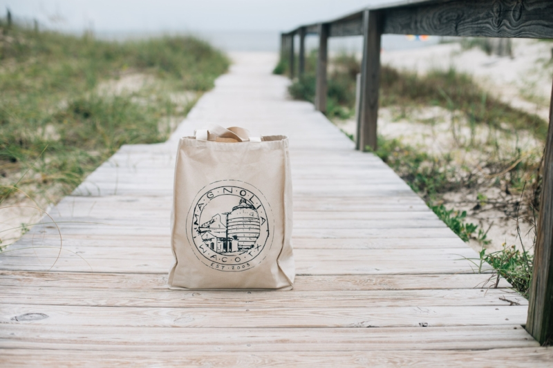 Reducing your footprint with reusable grocery bags