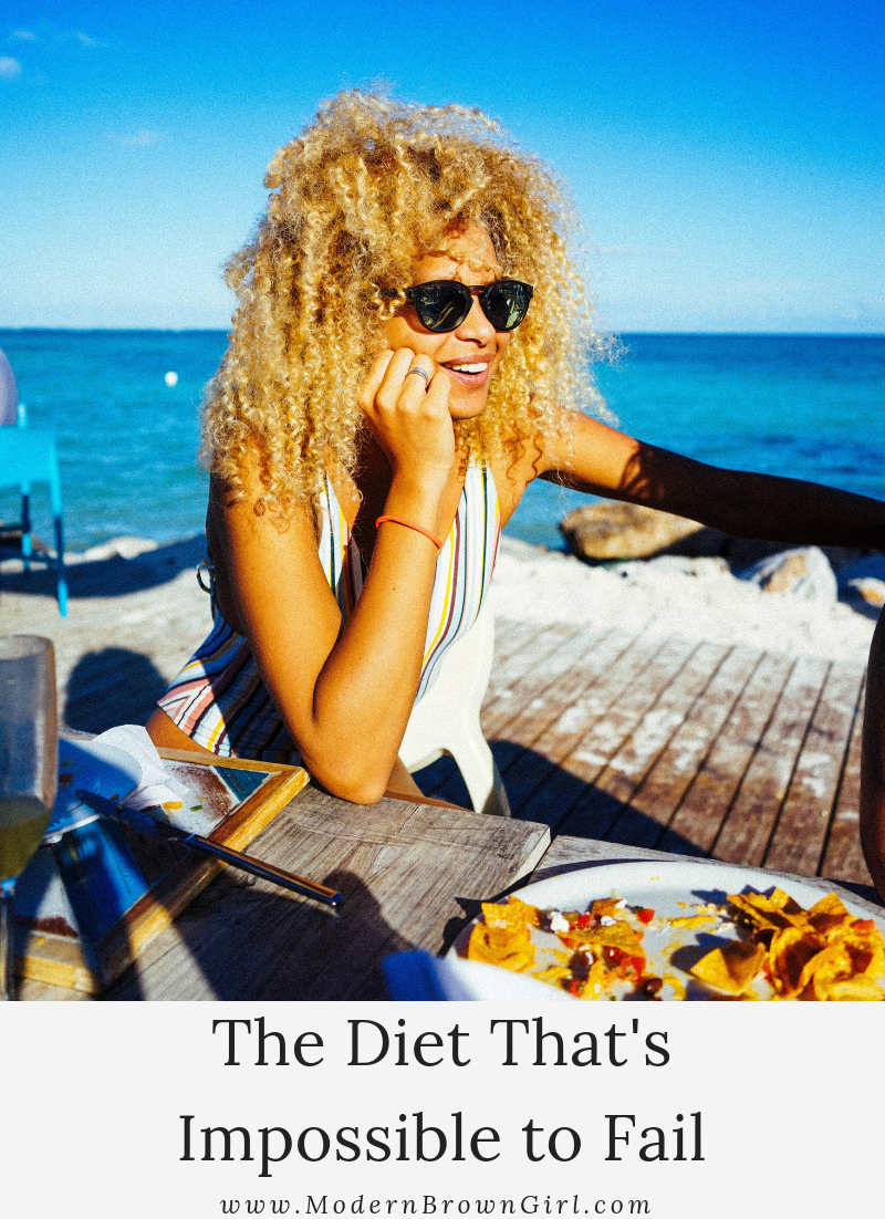 The diet plan that's impossible to fail