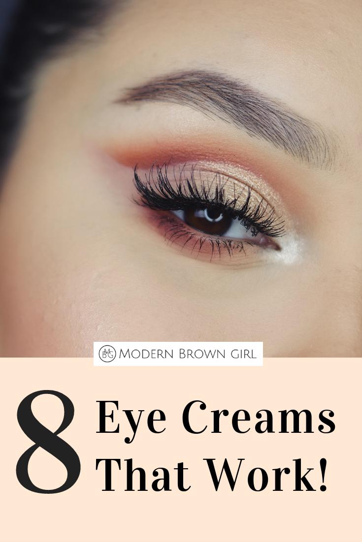 8 Eye Creams That Actually Work!