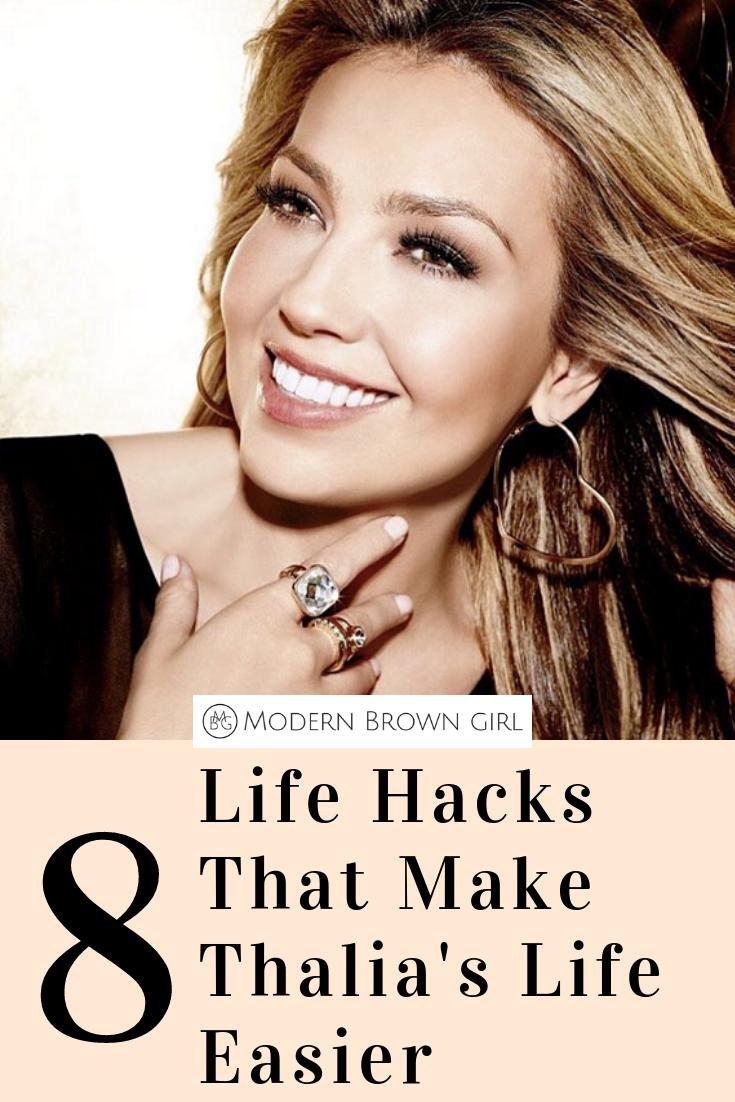 8 Life Hacks That Make Thalia's Life Easier