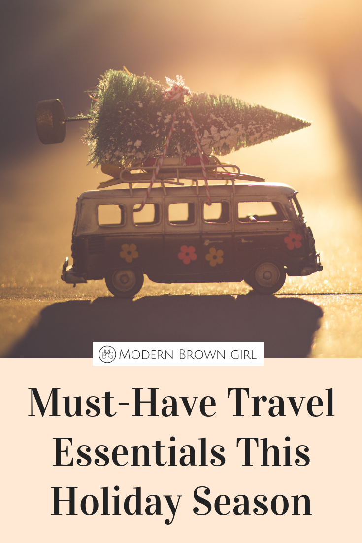 Must-have travel essentials this holiday season