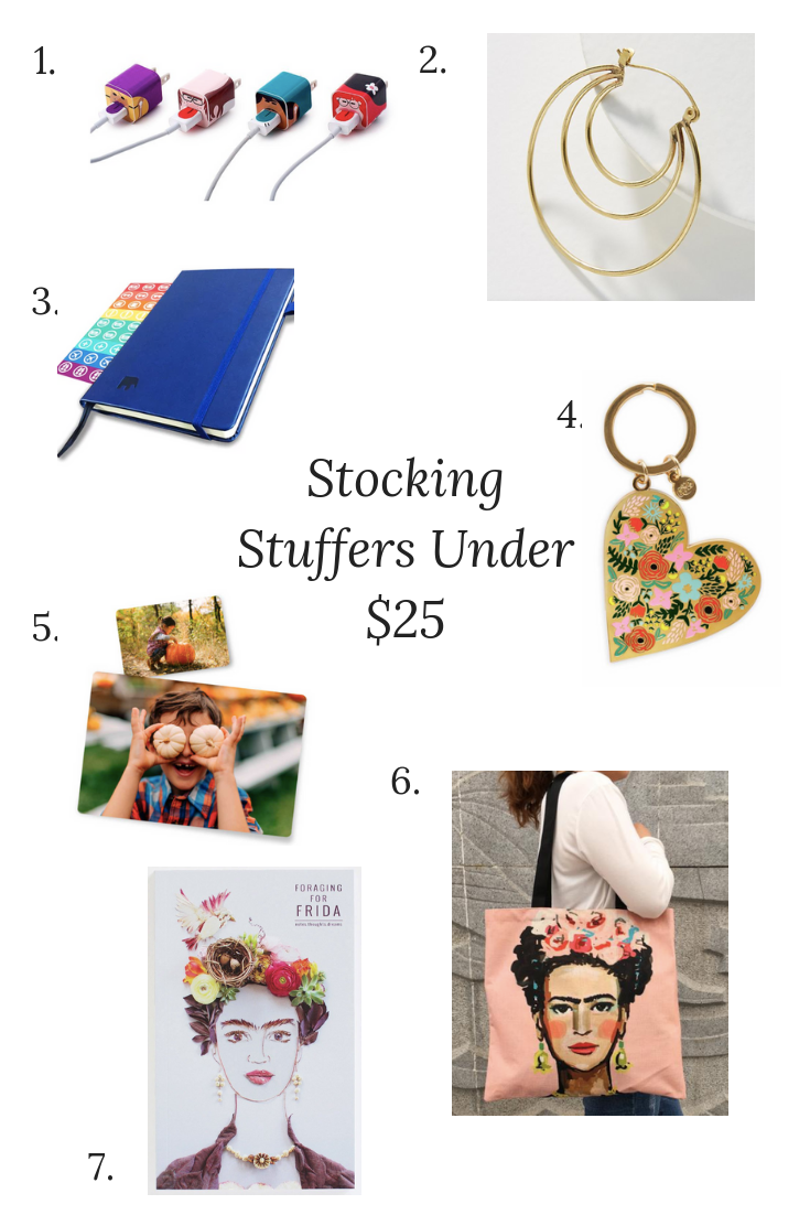Stocking Stuffers under $25