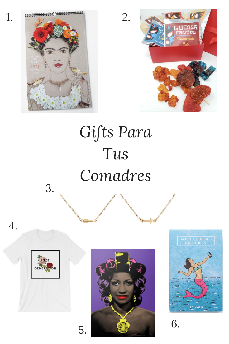 Gifts Para Tus Comadres - Gift Guides for Your Best Friends