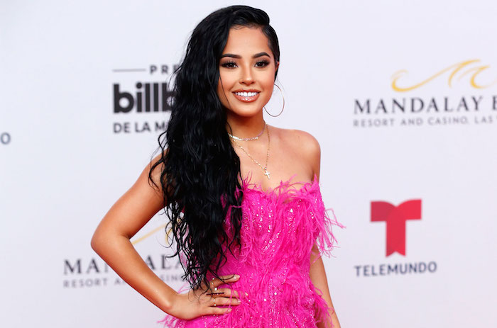 How to Get Becky G's Latin Billboard Music Awards Look - Modern Brown Girl