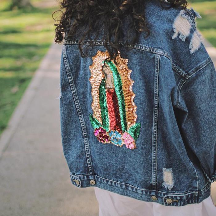 You'll Love: - Virgencita Jacket, $165