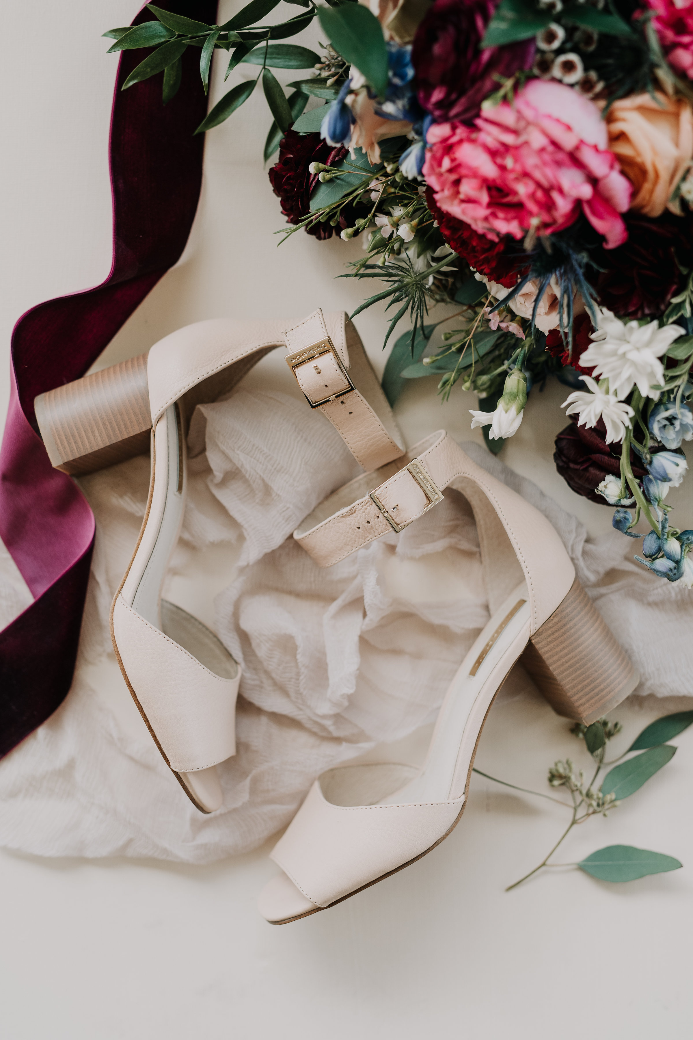 bouquet with shoes.jpg
