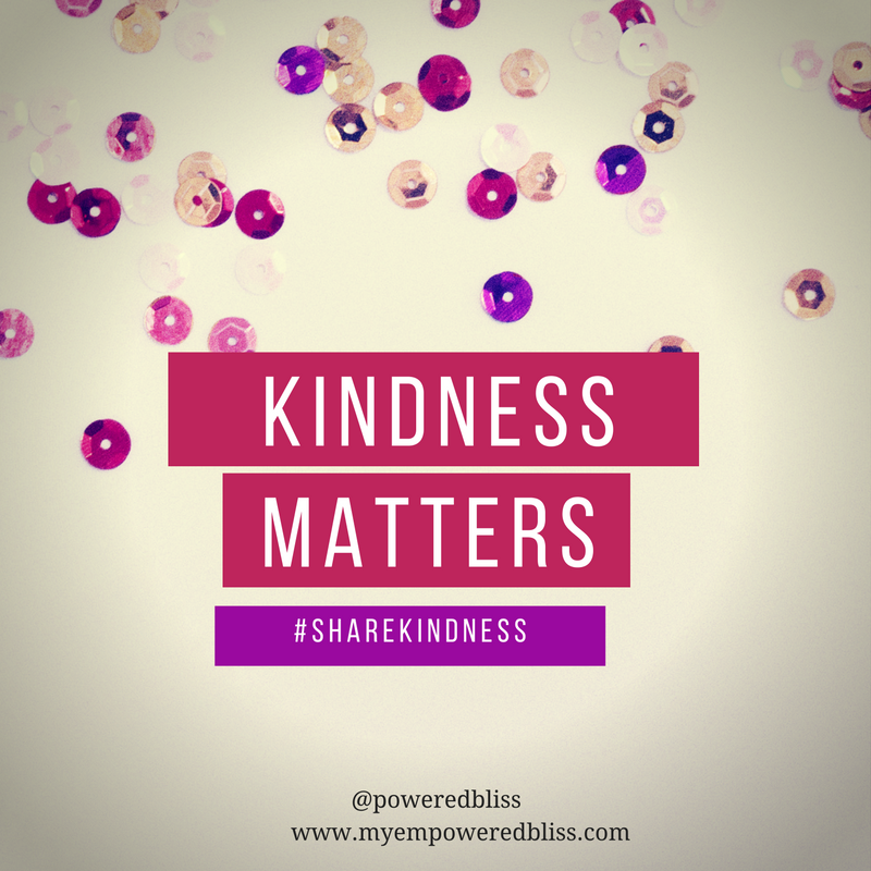 Showing kindness to others isn't that hard and really doesn't take much. A simple smile when you're on your way to buy coffee or helping out someone who is in need. Buying that gift card from the sales person, who will get a bonus, for so many gift cards sold. Because ultimately showing kindness to other is also about being kind to yourself. It seems easier to do for others, yet ultimately it helps you to be kind with yourself. Kindness matters. 💜