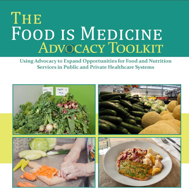 Food is Medicine Advocacy Toolkit