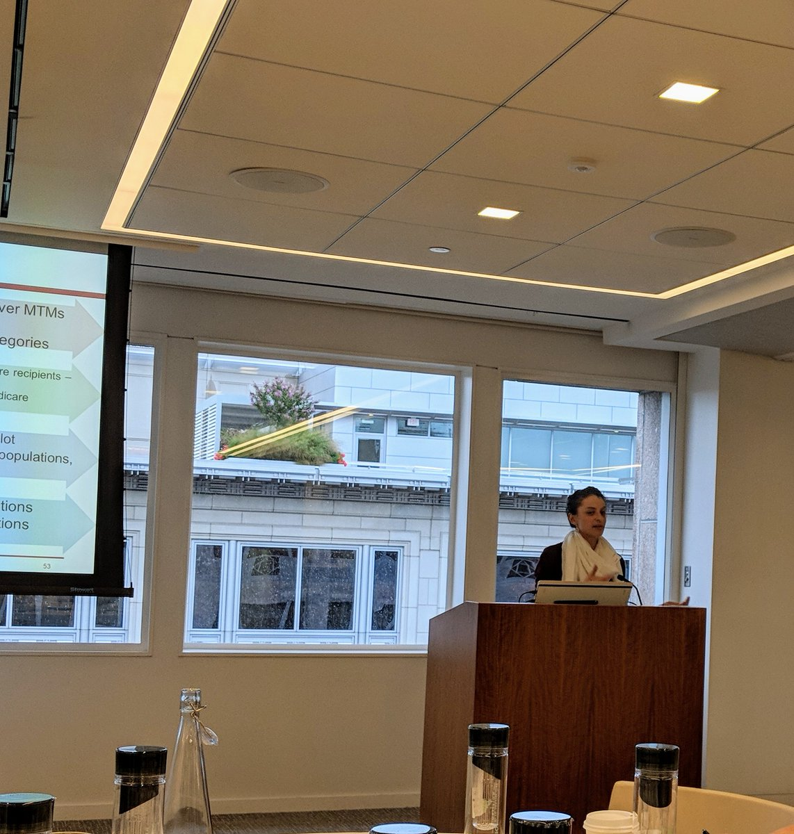 Sarah Downer of the Center for Health Law & Policy Innovation at Harvard Law School