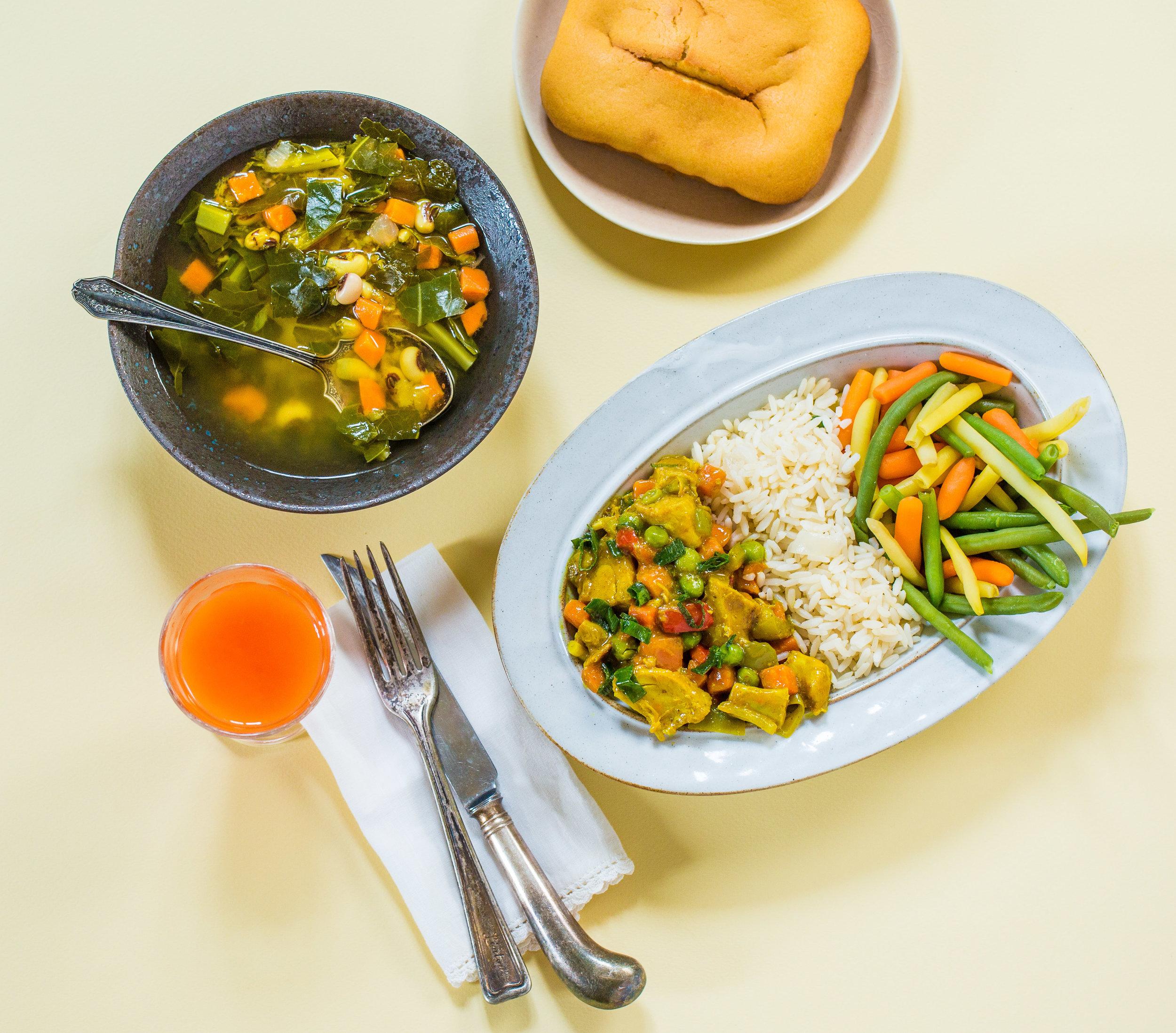 by Julia Choi, Meals- God's Love We Deliver