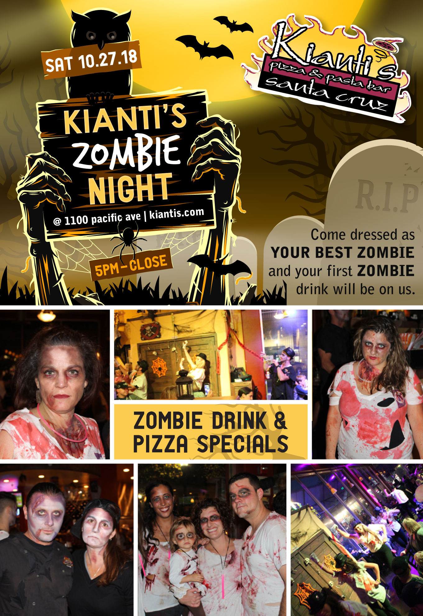 kiantis zombie night poster 2018 final