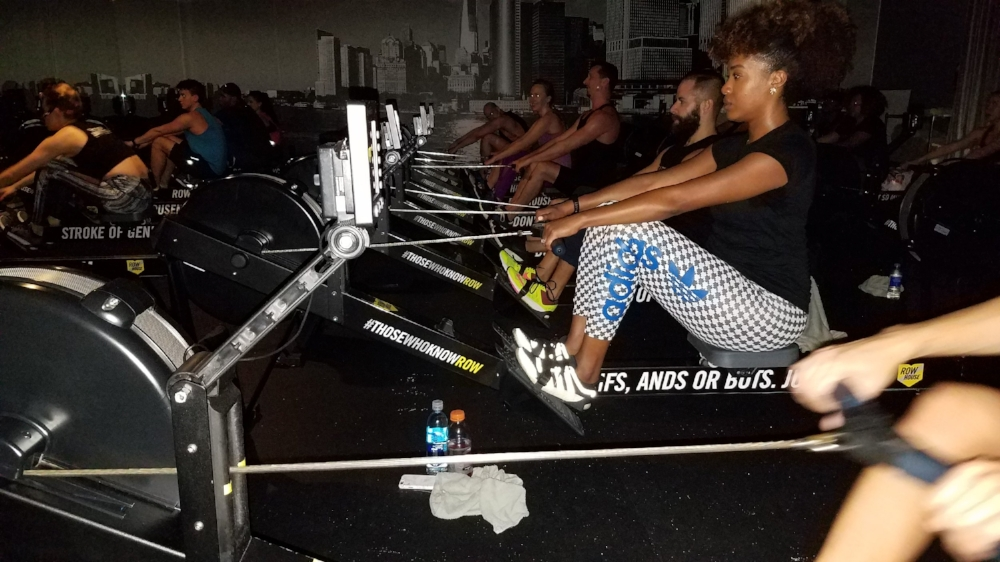 On Friday February 24, Body Battle Fitness and  Row House NYC  hosted 24 Gladiators on 24 Rowers to take their fitness to the next level together.