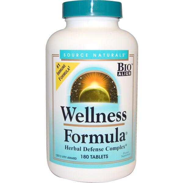 Source Naturals Wellness Formula