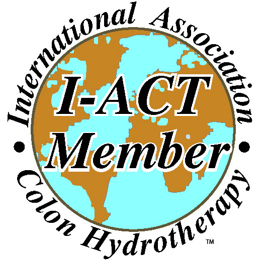 Kinkamache' Colon Hydrotherapy I-ACT Member.jpg