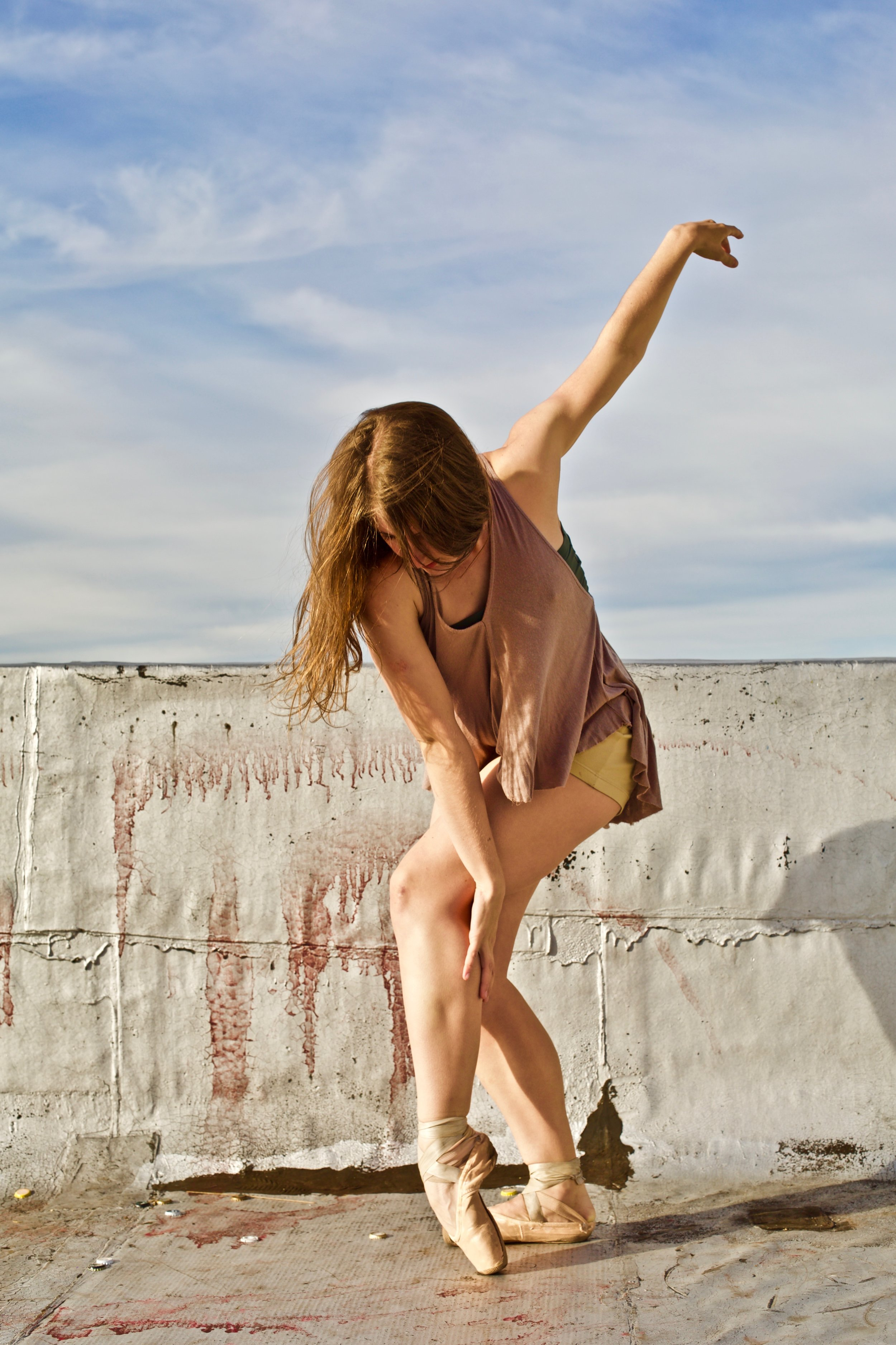 Amy Saunder of konverjdans