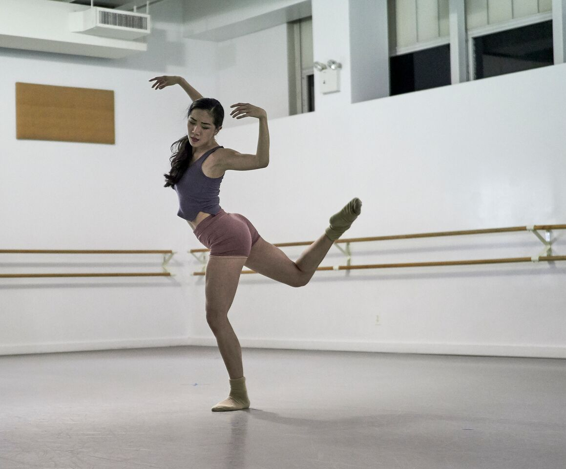 Tiffany Mangulabnan in Caili Quan's 'Not So Cirrus'