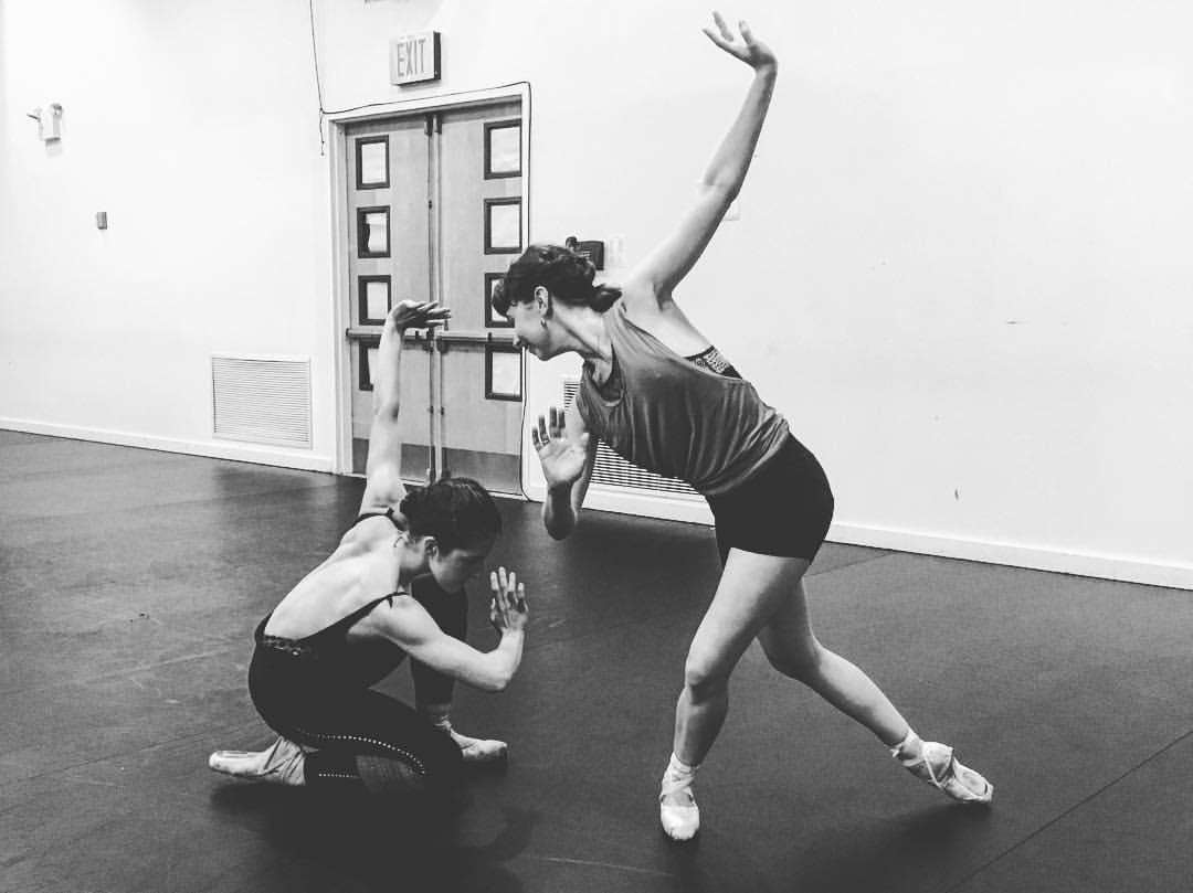Amy Saunder and Jordan Miller