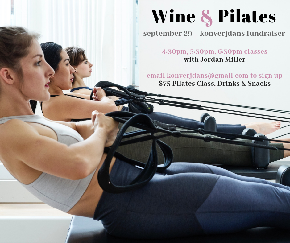 sept 29 - wine and pilates with konverjdans