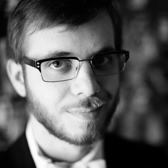 Dalen Wuest is a composer, saxophonist, and improviser from Fort Wayne, Indiana. He received his Bachelor of Music degree in saxophone performance from Indiana University-Purdue University Fort Wayne where he studied with Farrell Vernon. While at IPFW, he also studied composition with Chris Rutkowski, Ken Johnson, and Geoffrey North. He was named the Outstanding Senior in Music Performance for the 2012-2013 academic year.  Wuest completed a Master of Music degree in composition at Bowling Green State University in May 2016, where he studied with Mikel Kuehn, Christopher Dietz, and Marilyn Shrude. He also studied improvisation with Rob Wallace and Thomas Rosekranz, and Balinese Gamelan with Kurt Doles.