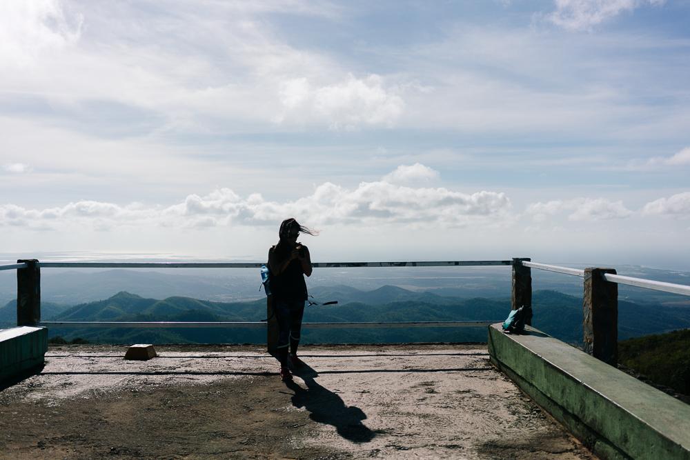 Cuba Trinidad Hiking Outdoors Sports