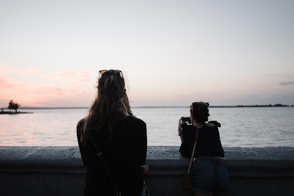 Cuba Cienfuegos Sunset Travel #juliefilter