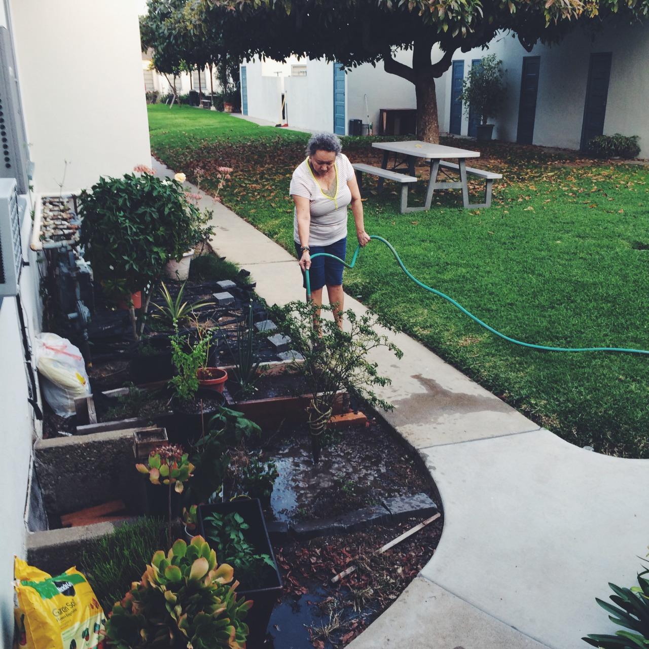 Garden time!