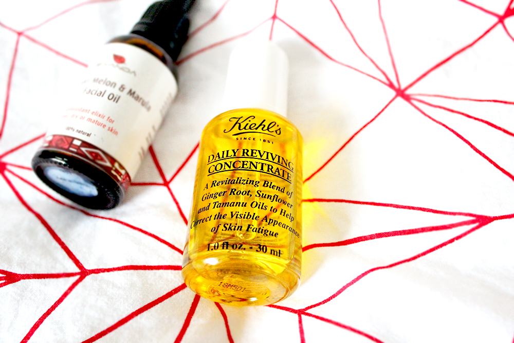 Kiehl's Daily Reviving Conc  entrate review
