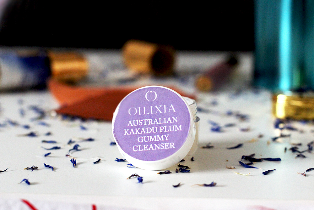 The Natural Skincare Brand Sourcing Ingredients From Around The World - Oilixia Australian Kakadu Plum Gummy Cleanser