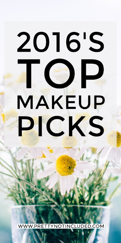 Top Makeup Loves of 2016 - From high end luxuries to affordable must-haves. Including Burberry Beauty and discussing diversity in the industry.