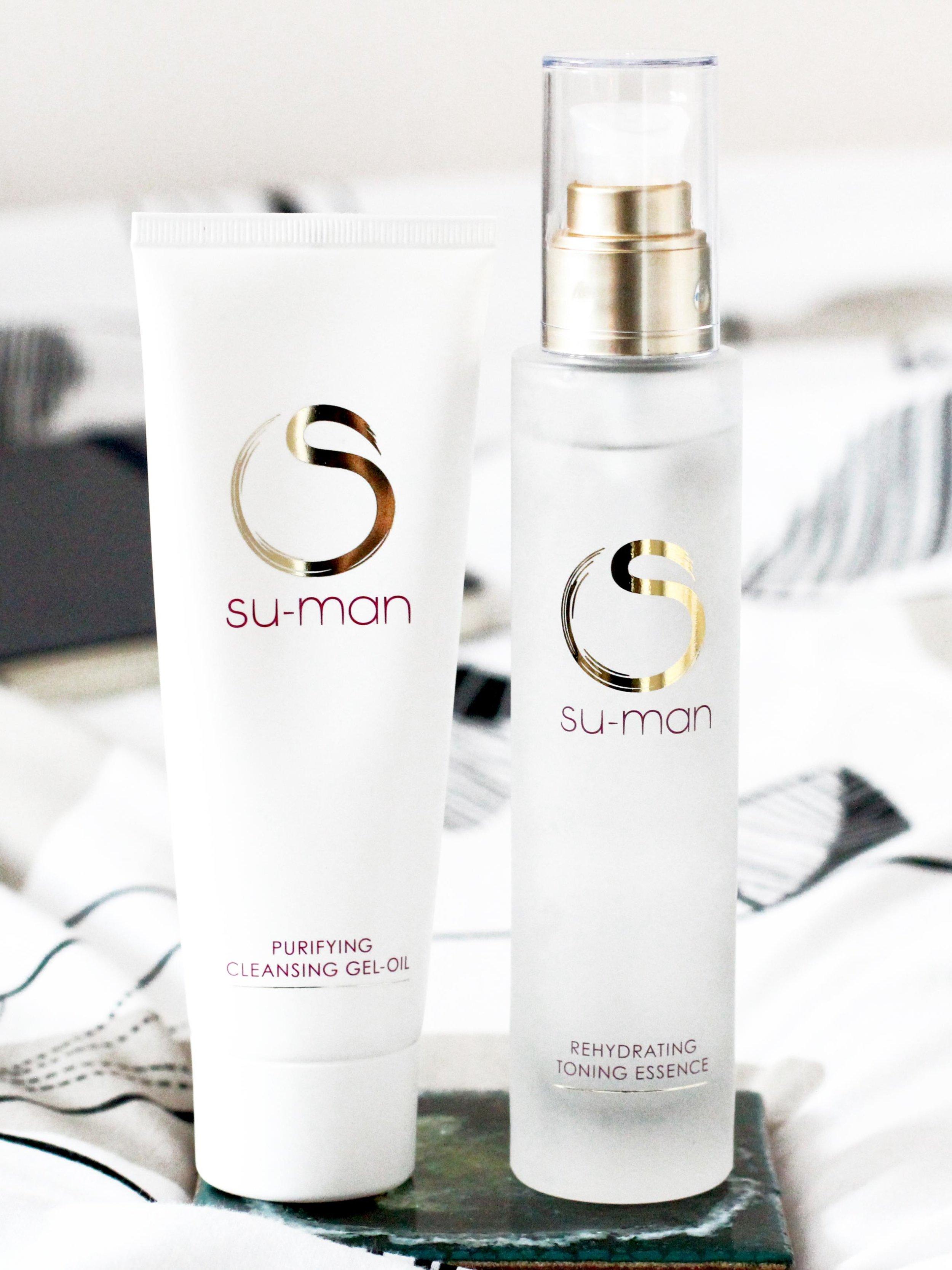 A Beautifully Simple Skin Ritual With Su-Man Skincare