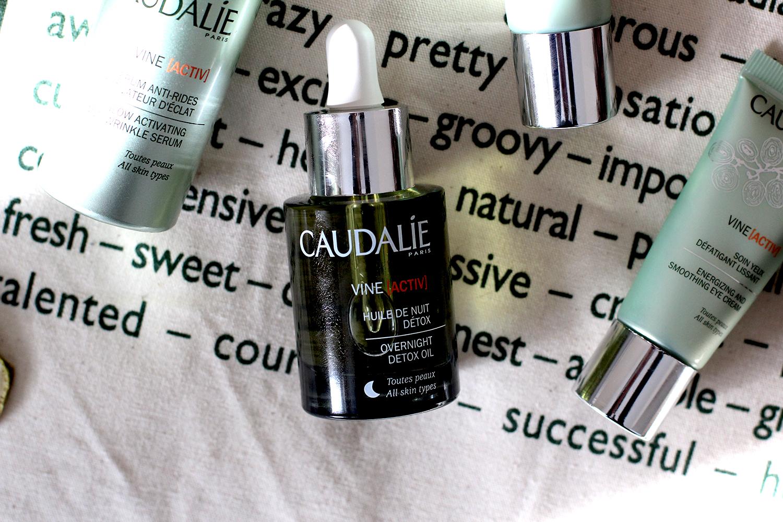 Caudalie Vine Activ Overnight Detox Oil
