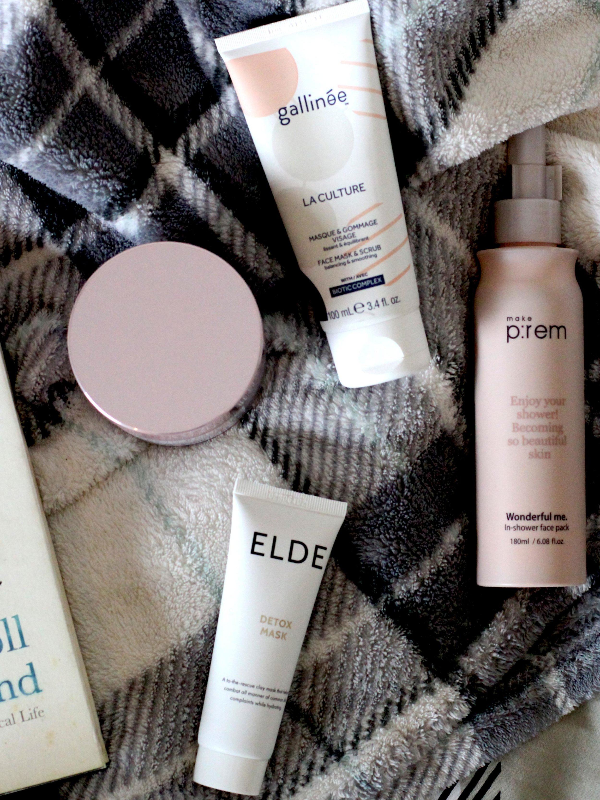 Four Amazing Face Masks From Brands You May Not Have Heard Of | Pretty Not Included