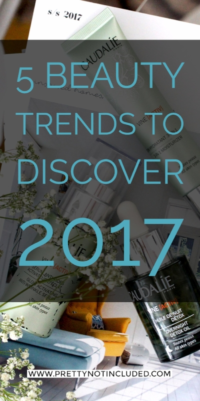 5 beauty trends to discover in 2017 from waterless products to nordic beauty ingredients and prebiotic skincare.
