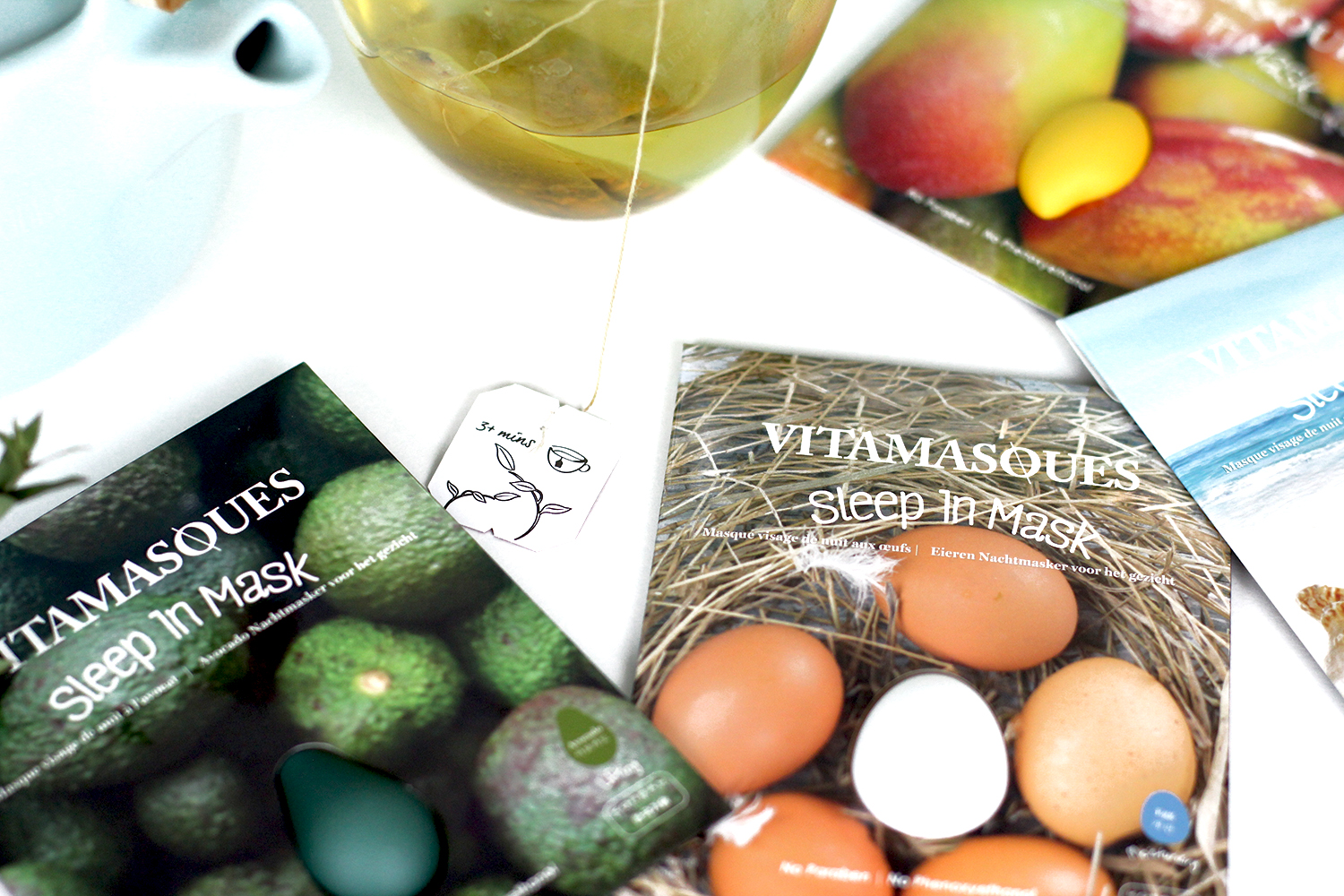 Vitamasques Sleep In 3D masks overnight mask