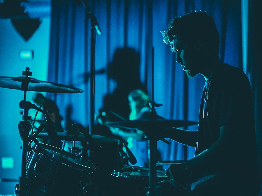 Worship Leader: Drums
