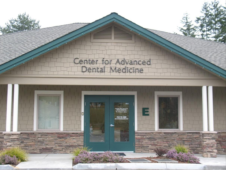 Center For Advanced Dental Medicine Front Door in Federal Way WA