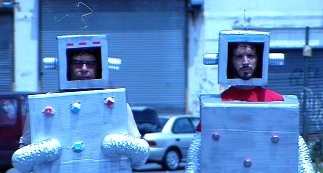 Robots (Flight of the Conchords)